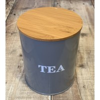 Tea Storage Tin